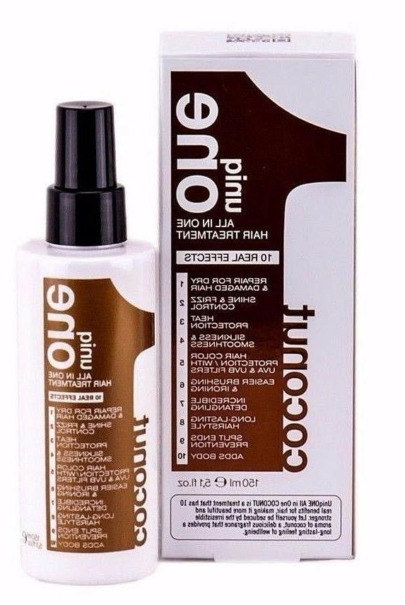 uniq one coconut hair treatment