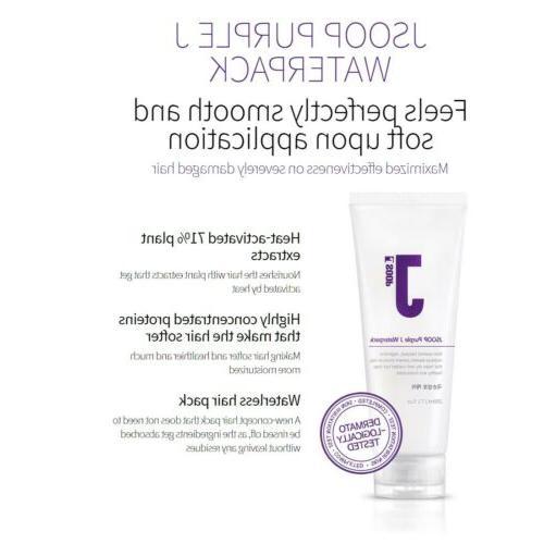 USA Seller Purple 200ml For Damaged Treatment
