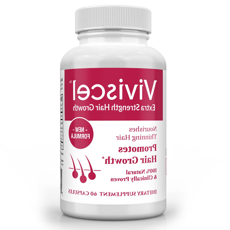 Viviscel Extra Strength Hair Growth Formula