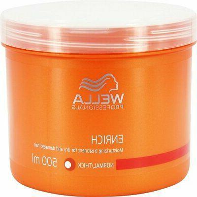 Wella Enrich Moisturizing Treatment for Coarse Hair 5.07 oz