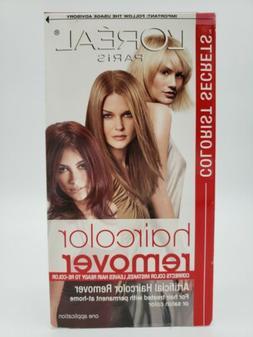 L'Oreal Paris Colorist Secrets Haircolor Remover Hair Treatm