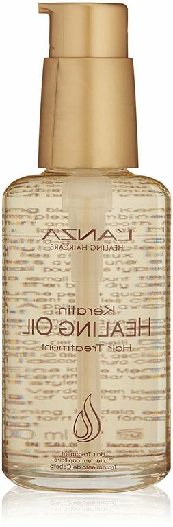 Lanza Keratin Healing Oil Hair Treatment 3.4 fl oz