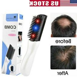 Laser Massage Hair Comb Infrared Hair Loss Treatment Hair Gr