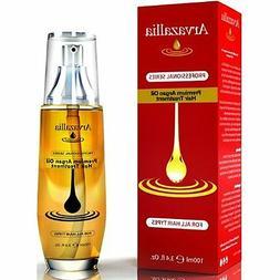 Arvazallia Leave In Hair Treatment Argan Oil Repair Strength