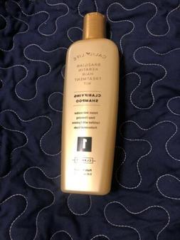 Calily Life Brazilian Keratin Hair Treatment  Clarifying Sha