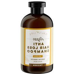 Calily Life Organic Hair Growth and Anti Hair Loss Shampoo,