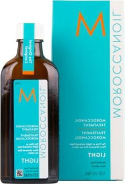 -LIGHT- MOROCCANOIL LIGHT HAIR TREATMENT 200ml / 6.8oz MOROC