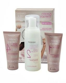 3 ALFAPARF LISSE DESIGN KERATIN THERAPY SMALL KIT