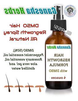 Natural Hair Loss Treatment  Fast Growth Regrowth DHT Blocke