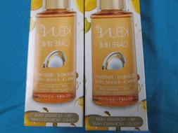 Lot of 2 Keune Care Line Satin Oil Treatment For Fine/Normal