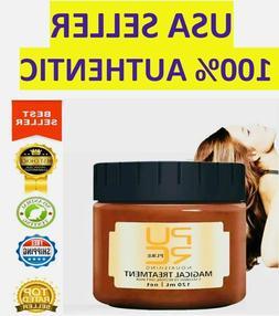 Magical Hair Treatment Mask Tonic Keratin Hair 5 Sec Repairs