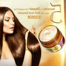 Magical Keratin Hair Treatment Mask 5 Seconds Repairs Damage
