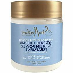 "Manuka Honey "" Yogurt Hydrate + Repair Protein-Strong Treatm"