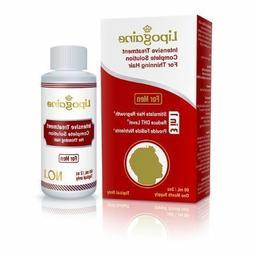 Lipogaine for Men 60ml/2oz Intensive Hair Regrowth Treatment