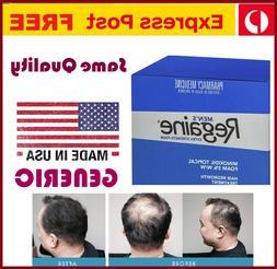 Minoxidil 5% Solution or Foam Hair Regrowth Treatment Regain
