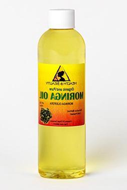 Moringa Oleifera Oil Organic Cold Pressed by H&B OILS CENTER