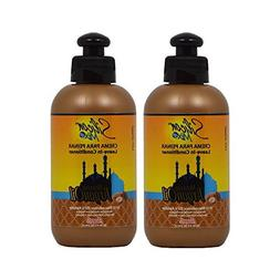 "Silicon Mix Moroccan Argan Oil Leave-In Conditioner 8oz ""Pac"