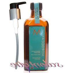 Moroccan Oil Hair Treatment with Blue Box