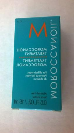 Moroccan Oil Treatment For All Hair Types .5oz / 15 ml Delux
