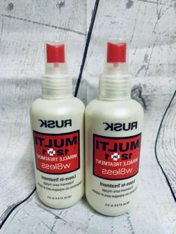 Rusk Multi 12-in-1 Miracle Treatment W8less Leave-In Treatme