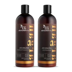 Natural Argan Oil Shampoo & Condtioner Treatment Collection