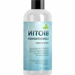 Natural Biotin Conditioner For Hair Loss - DHT Blocker Hair