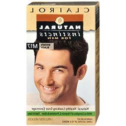 Clairol Natural Instincts For Men Haircolor Kit M17 Brown Bl