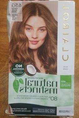 CLAIROL Natural Instincts HAIR COLOR  #6.5G LIGHTEST GOLDEN