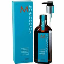 NEW MOROCCANOIL 6.8 OZ MOROCCAN OIL TREATMENT FOR ALL HAIR T