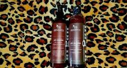 NEW ART NATURALS ARGAN OIL SHAMPOO & LEAVE-IN CONDITIONER OR