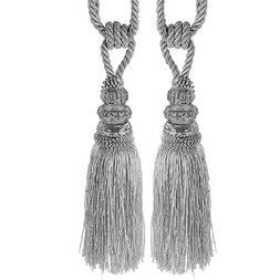 new curtain tiebacks crystal beaded tassels tieback