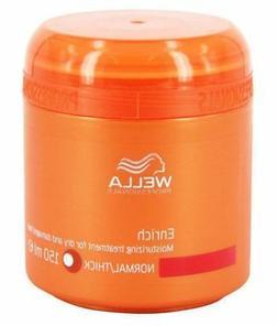 NEW Wella Enrich Moisturizing Treatment for Dry Damaged Hair