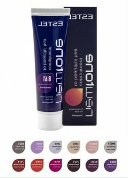 ESTEL  NEWTONE Mask Color Toning Mask for Colored Hair Revit