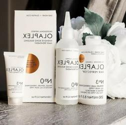 Olaplex No.0 Intensive Bond Building Hair Treatment Kit & No