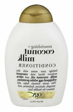 OGX Nourishing Coconut Milk Hair Conditioner Treatment 13 oz