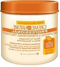 Creme of Nature Professional Nourishing & Strengthening Trea