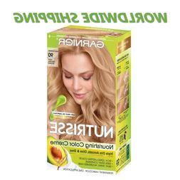 Garnier NutrisseNourishing Color Hair Dye 90 Light Natural B