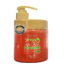 Organic Argan Oil Triple Keratin Ceramide Q10 Hair Repair Dr