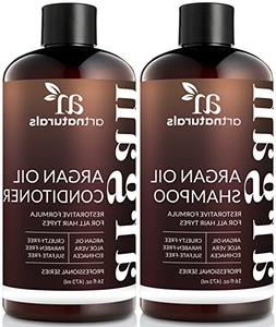 ArtNaturals Organic Moroccan Argan Oil Shampoo and Condition