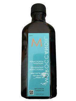 MoroccanOil Original Hair Treatment Oil 3.4oz NEW w/ PUMP NO