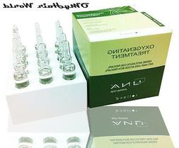 UNA Oxygenating Treatment 12 Application against Hair Loss *