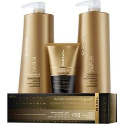 Joico K-pak Litter Trio Repair Damage Shamppo , Conditioner,