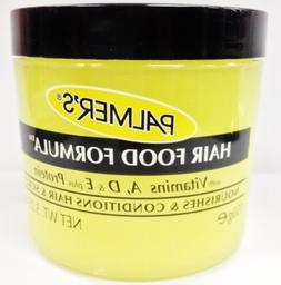 PALMER'S HAIR FOOD FORMULA WITH VITAMINS A, D & E PLUS PROTE
