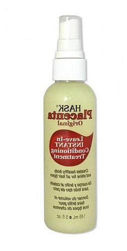 Hask Placenta Leave-In No-Rinse Instant Hair Repair Treatmen