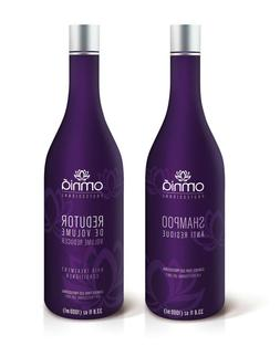 Omnia Professional - Hair Reducer Treatment Kit Formaldehyde