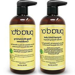 PURA D'OR Dor Original Gold Label Anti-Hair Thinning Shampoo