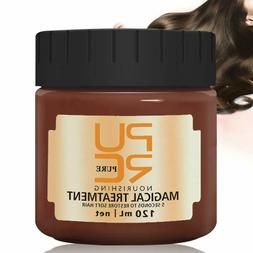 PURC Hair Treatment Mask, 120ml Magical Hair Mask Supplement