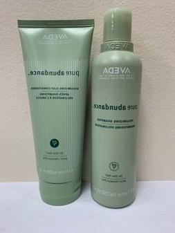 Aveda Pure Abundance Shampoo And Conditioner Set