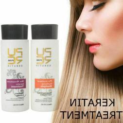 Pure Brazilian Keratin Hair Straightening Treatment 100ml Bl