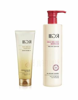 RGIII Red Ginseng HAIR LOSS CLINIC SHAMPOO + RGIII VOLUME HA